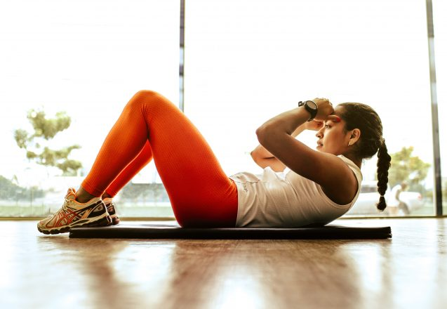 Workouts Almost Everyone Can Do At Home
