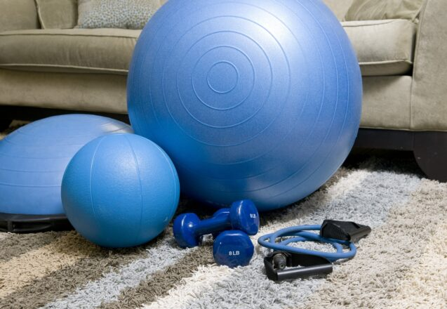 Try A Home Circuit Workout
